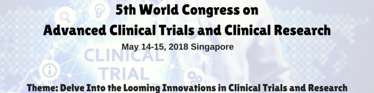 5th World Congress onAdvanced Clinical Trials and Clinical Research